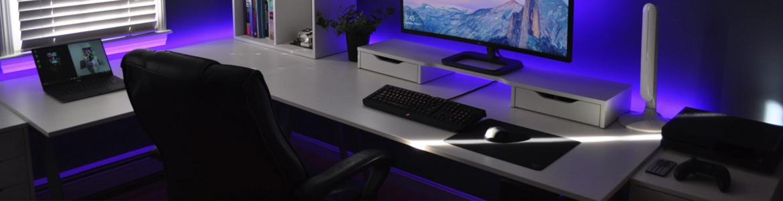 Компьютерное кресло для геймеров