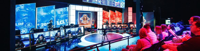 CHAIRMAN GAME - в профессиональном киберспорте!