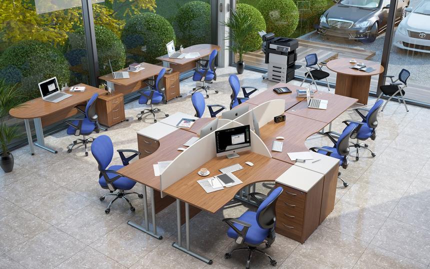 Оперативная мебель IMAGO-M 2