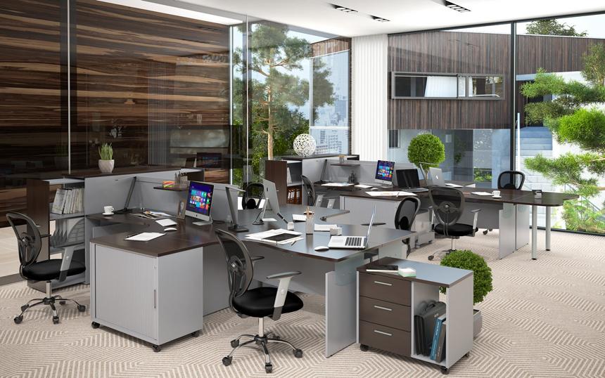 Оперативная мебель OFFIX-NEW 2