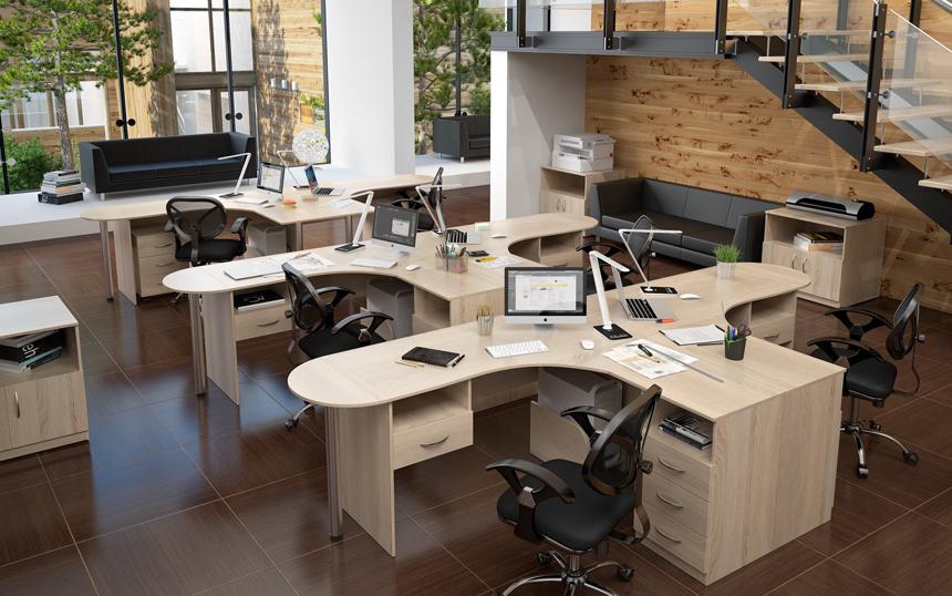 Оперативная мебель SIMPLE 6