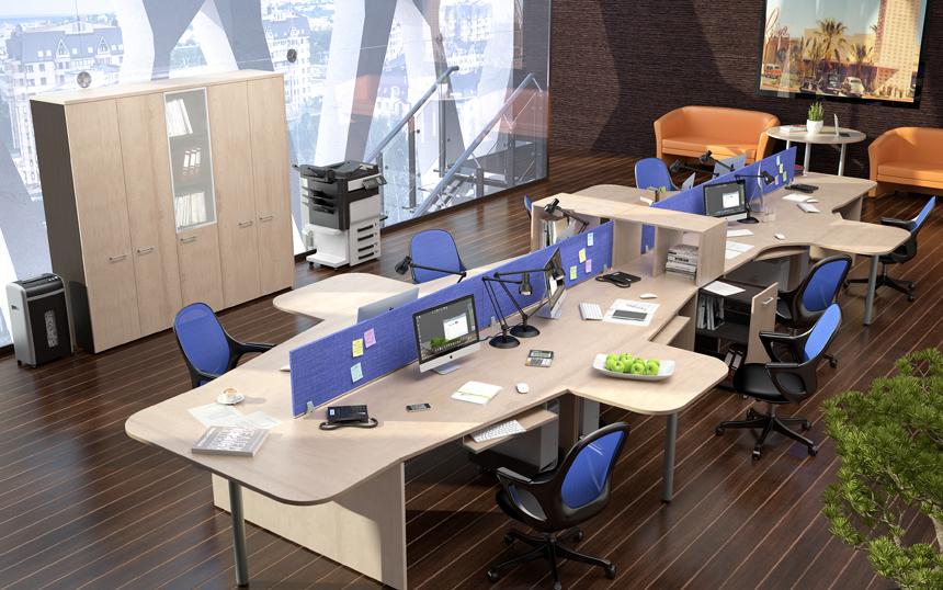 Оперативная мебель XTEN 3