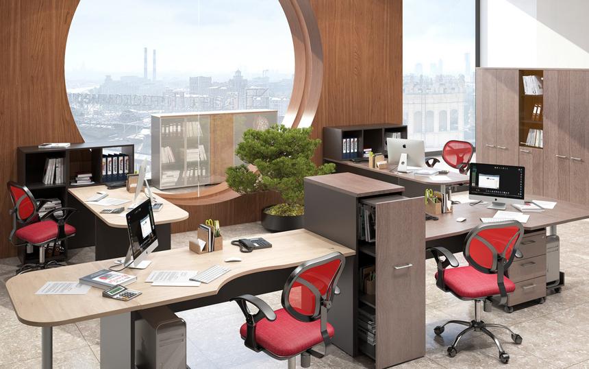 Оперативная мебель XTEN 8