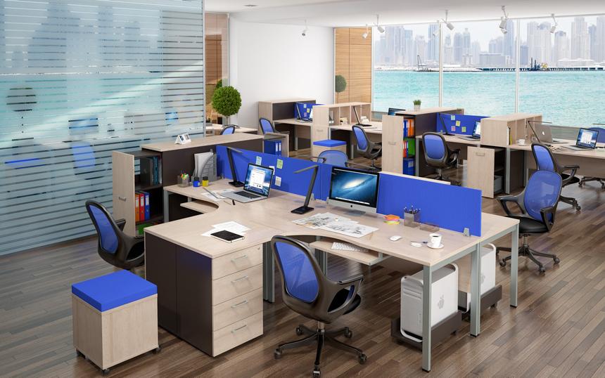 Оперативная мебель XTEN-M 3