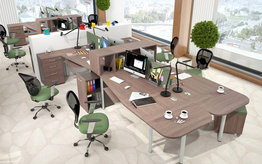 Оперативная мебель XTEN-M 4