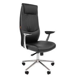 Кресло руководителя Chairman VISTA экокожа черный