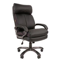 Кресло руководителя Chairman 505 экопремиум черный