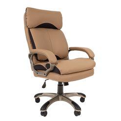 Кресло руководителя Chairman 505 экопремиум бежевый