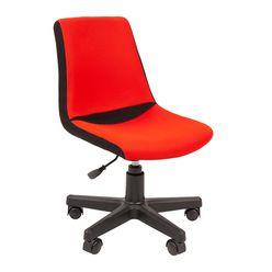 Кресло детское Chairman KIDS 115 ткань черный/красный