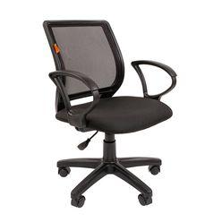 Кресло оператора Chairman 699 сетка/ткань черный