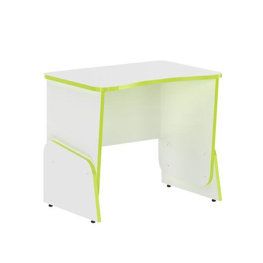 Стол компьютерный Skyland SKILLL STG 7050 белый/лайм