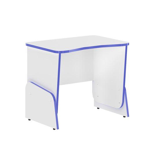Стол компьютерный Skyland SKILLL STG 7050 белый/синий