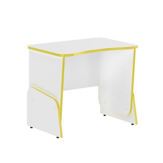 Стол компьютерный Skyland SKILLL STG 7050 белый/желтый