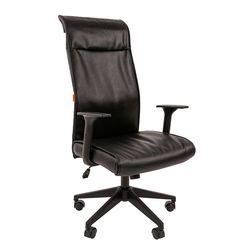 Кресло руководителя Chairman 510 экокожа черный