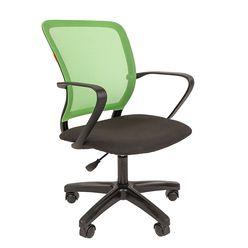 Кресло оператора Chairman 698 LT сетка/ткань зеленый