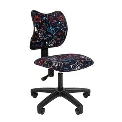 Кресло детское Chairman KIDS 102 black ткань GAME
