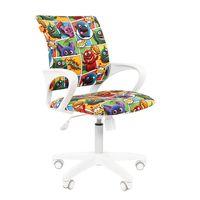 Кресло детское Chairman KIDS 103 ткань монстры