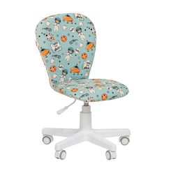 Кресло детское Chairman KIDS 105 ткань SPACE