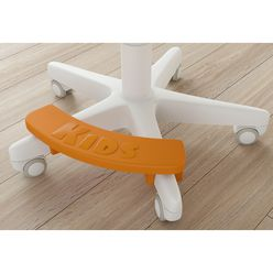 Подставка для ног Chairman Kids 101/104/105/106/108/115 оранжевый