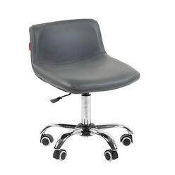 Кресло оператора Chairman 015 экопремиум серый