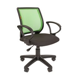Кресло оператора Chairman 699 сетка/ткань зеленый