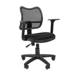 Кресло оператора Chairman 450 сетка/ткань TW-11 черный