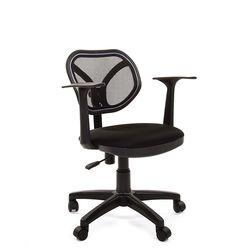 Кресло оператора Chairman 450 NEW сетка/ткань TW-11 черный