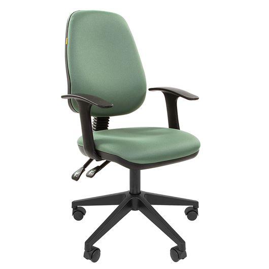 Кресло оператора Chairman 661 ткань 15-158 зеленый