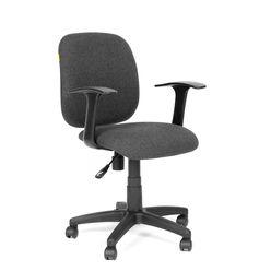 Кресло оператора Chairman 670 ткань серый