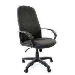 Кресло руководителя Chairman 279 ткань С-2 серый