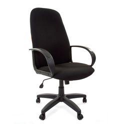 Кресло руководителя Chairman 279 ткань С-3 черный