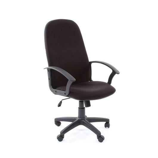 Кресло руководителя CHAIRMAN 289 NEW ткань черная