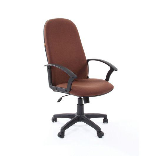 Кресло руководителя Chairman 289 NEW ткань коричневый