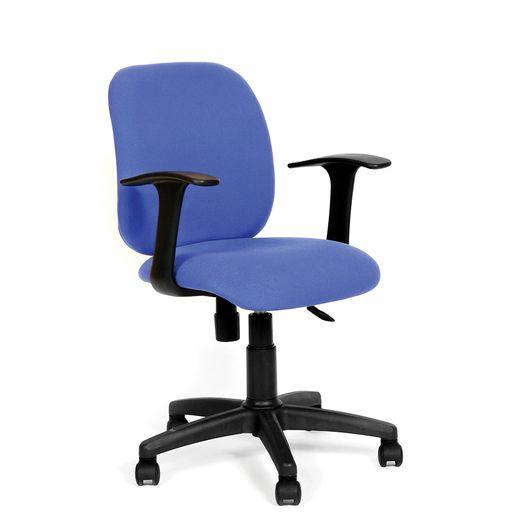 Кресло оператора CHAIRMAN 670 ткань синяя