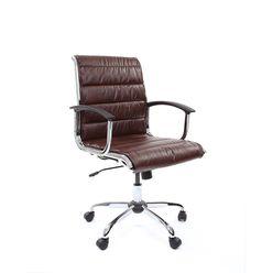 Кресло оператора Chairman 760M экокожа коричневый