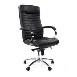 Кресло руководителя Chairman 480 экопремиум черный