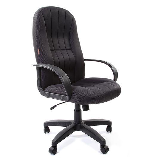 Кресло руководителя CHAIRMAN 685 ткань TW-12 серая