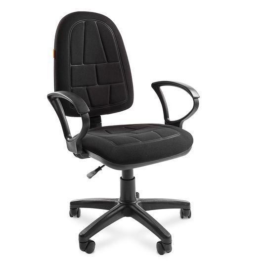Кресло оператора Chairman 205 Prestige ergo ткань C-3 черный