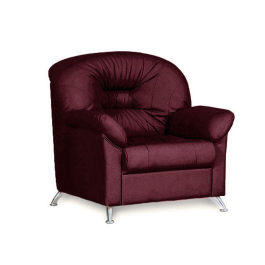 Кресло для отдыха Chairman ПАРМ Euroline черри