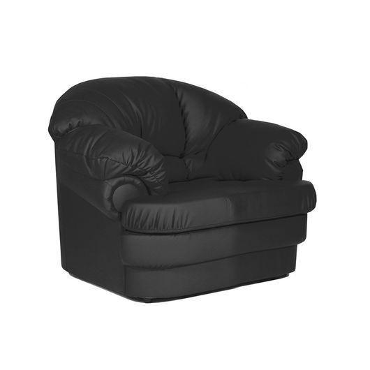 Кресло для отдыха Chairman РЕЛАКС Euroline черный