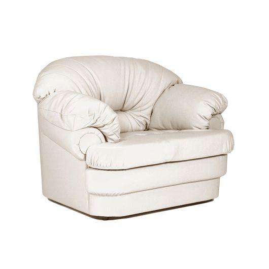 Кресло для отдыха Chairman РЕЛАКС Euroline светло-бежевый