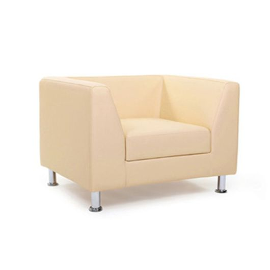 Кресло для отдыха Chairman ДЕРБИ Euroline кофейный