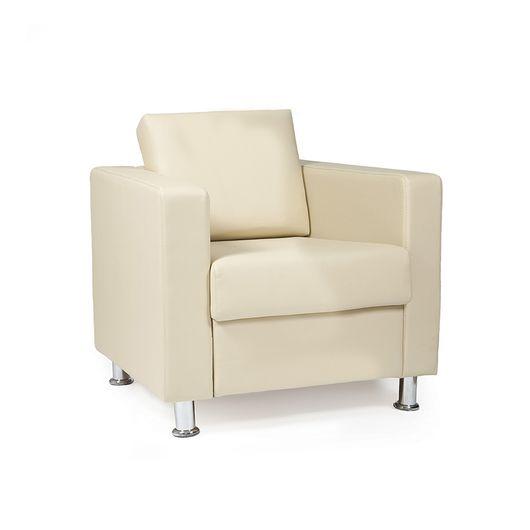Кресло для отдыха Chairman СИМПЛ Euroline светло-бежевый