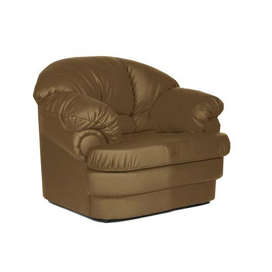 Кресло для отдыха Chairman РЕЛАКС Euroline светло-коричневый