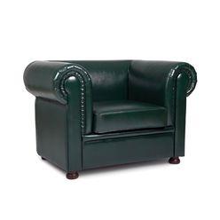Кресло для отдыха Chairman ЧЕСТЕР ЛАЙТ Euroline зеленый
