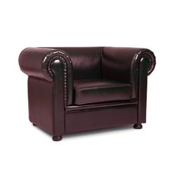 Кресло для отдыха Chairman ЧЕСТЕР ЛАЙТ Euroline бордо