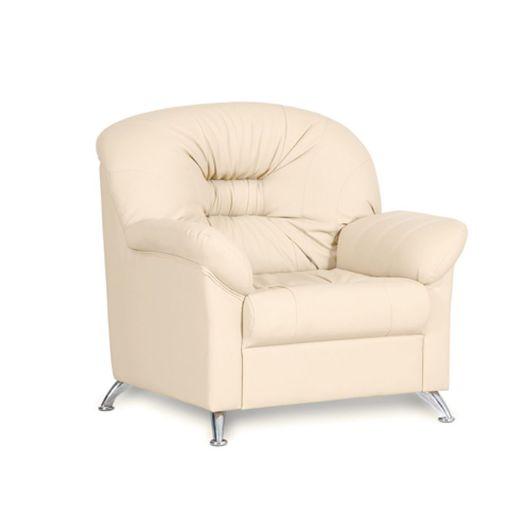 Кресло для отдыха Chairman ПАРМ Euroline светло-бежевый
