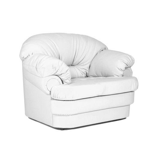 Кресло для отдыха Chairman РЕЛАКС Euroline белый