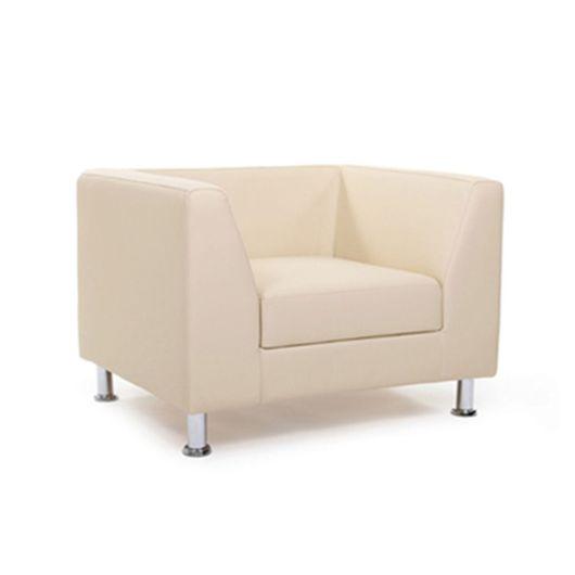 Кресло для отдыха Chairman ДЕРБИ Euroline светло-бежевый