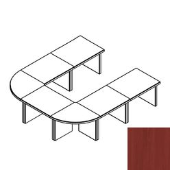 Конференц-стол Skyland BORN 305 вишня мемфис